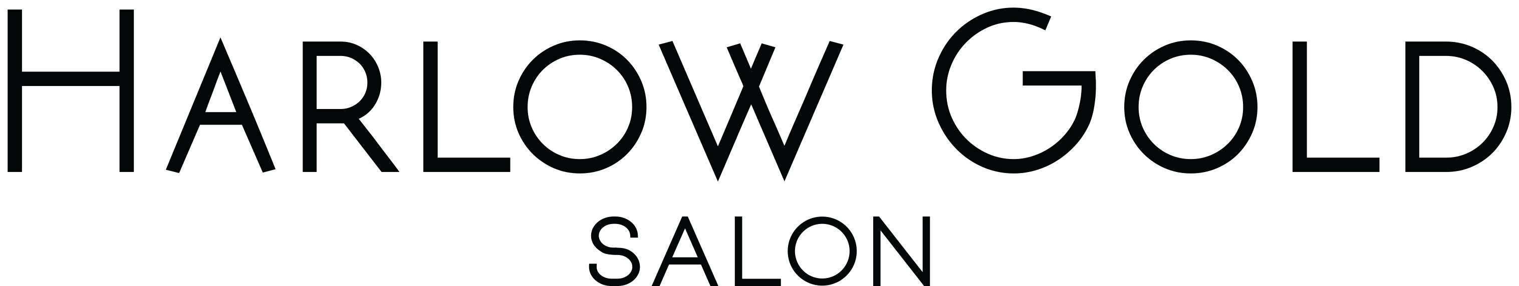 Harlow Gold Salon